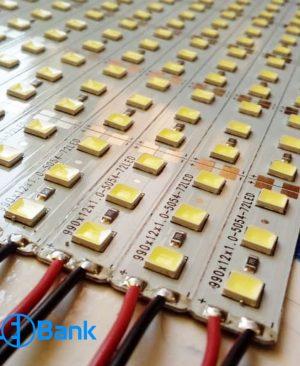 ال ای دی خطی بهینه شده چیپ 5054 ورودی 12 ولت تراکم 72
