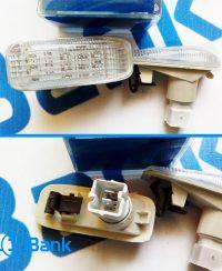 چراغ ال ای دی راهنمای گلگیر سمند پراید و L90