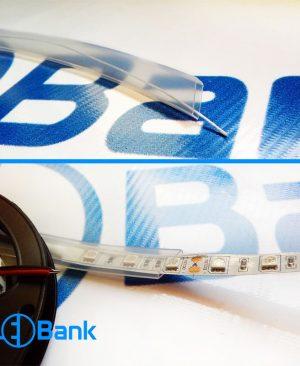 نوار آب بندی جهت استفاده در تمامی ال ای دی های خطی و نواری