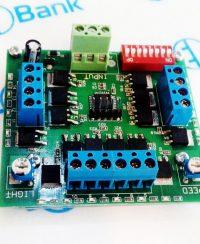 فلاشر 14 کاناله 12-24 ولت مونتاژ ماشینی تابلو LED ثابت سفارش فروشگاه