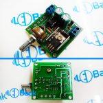 ماژول کنترل دور موتور Dc ولتاژ کاری 7.5 تا 30 ولت حداکثر 5 آمپر