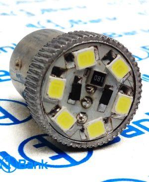 لامپ ال ای دی اس ام دی 2 کنتاکت کاسه چراغ خودرو و موتور