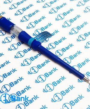 فازمتر 100 الی 500 ولت طول 185 میلیمتر برند استارمکس رنگ آبی