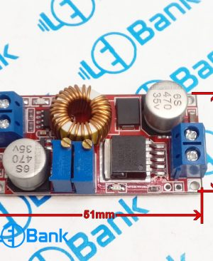 برد تغذیه کاهنده ولتاژ مینی 5PCS LM259 360 مناسب برد آردینو