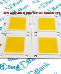 ال ای دی 50 وات آفتابی فلیپ چیپ ولتاژ ورودی 30-34 ولت