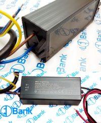 درایور آی پی ال ای دی 50 وات ولتاژ ورودی 220 ولت و خروجی 23-42 ولت