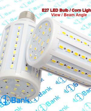 لامپ ذرتی 16 وات 360 درجه نوردهی محیط مناسب مصارف خانگی و عکاسی