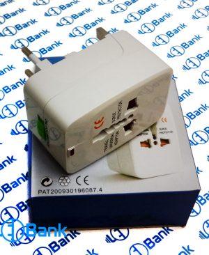 تبدیل پریز برق آداپتور به انواع پریز همه کاره