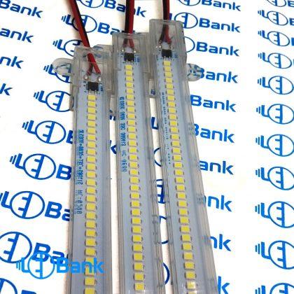 ال ای دی خطی 30 سانتی متر ورودی 220 ولت پرتراکم 72 عدد در متر سفید مهتابی