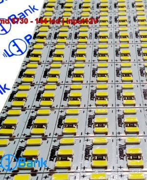 ال ای دی خطی پر تراکم 144 عدد اس ام دی 5730 در یک متر ورودی ولتاژ 12 ولت