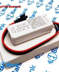 کنترلر بلوثوث ال ای دی sp110e حداکثر 1028 پیکسل ولتاژ کاری 5 الی 12 ولت