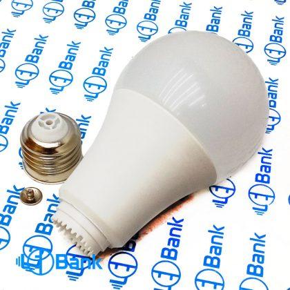 قاب لامپ 18 الی 20 وات با هیت سینک و پلیت آلومینیوم استاندارد آماده مونتاژ