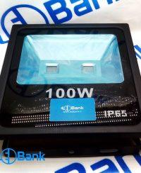 قاب پروژکتور ال ای دی 100 وات مدل 2 چیپ با رفلکتور استاندارد