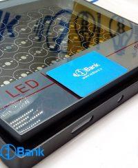 قاب پروژکتور پاور ال ای دی 50 وات همراه با پی سی بی استاندارد و متناسب با انواع لنز های فروشگاه