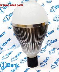 فریم لامپ ال ای دی حبابی 36 وات بدنه آلومینیوم 694 گرم با پی سی بی استاندارد