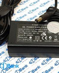 آداپتور 16 ولت 3 آمپر رومیزی ولتاژ ورودی 220 ولت با کابل برق