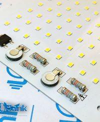 ال ای دی 100 وات 220 ولت سفید مهتابی بدون نیاز ترانس و درایور